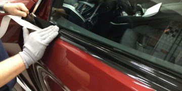Антихром на автомобиль